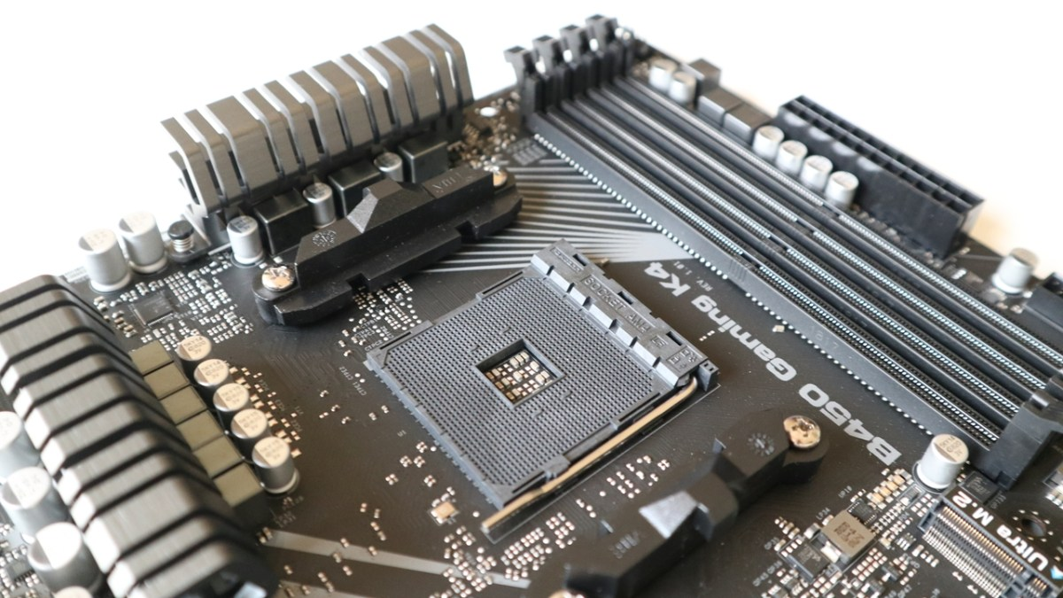 ASRock Fatal1ty B450 Gaming K4 Motherboard Review